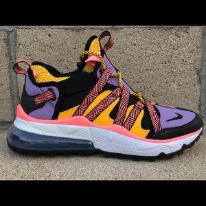Nike Air Max 270 Atomic Velvet Mens Running Shoe